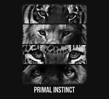 Primal Instinct - version 2 - with text Unisex T-Shirt