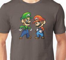 Mario Bros Unisex T-Shirt