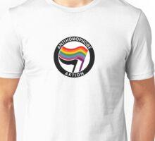Antihomophobe Aktion Unisex T-Shirt