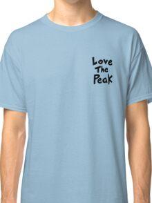 Love The Peak - Yowapeda Classic T-Shirt