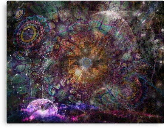 Metamorphignition by Rhonda Strickland