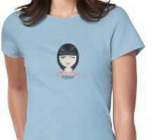 Watermark SHH! Womens Fitted T-Shirt