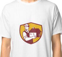 Mover Handling House Crest Retro Classic T-Shirt