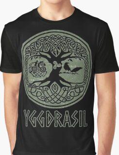 Viking - Yggdrasil Graphic T-Shirt