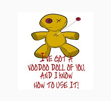 VOODOO DOLL OF YOU, KNOW HOW TO USE IT Unisex T-Shirt