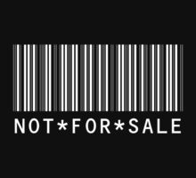 Not For Sale Baby Tee