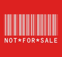 Not For Sale Kids Clothes