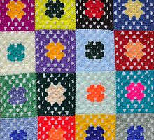 Crochet Blanket by Kim-maree Clark
