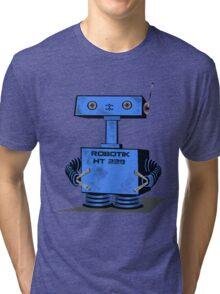 Cute Robot   Tri-blend T-Shirt