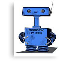 Cute Robot   Canvas Print