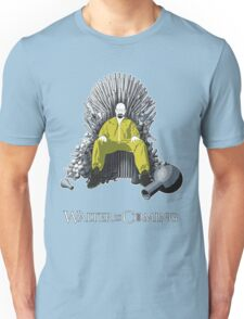 Walter is Coming (Breaking Bad x Game of Thrones) Unisex T-Shirt