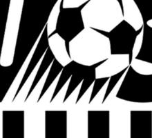 USA Soccer T-Shirt Sticker