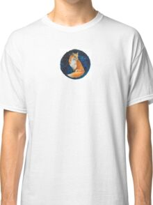The fox in the sky Classic T-Shirt