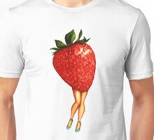 Fruit Stand - Strawberry Girl Unisex T-Shirt