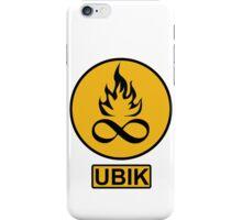 Ubik - Infinifire iPhone Case/Skin