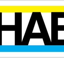 Personal Brand Sticker