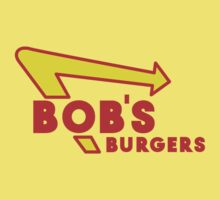 Bob's Burgers (IN-N-OUT) by RumShirt
