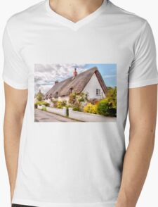 Thatched Cottage Avebury T-Shirt