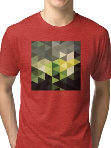 Another Touch Of Green Tri-blend T-Shirt