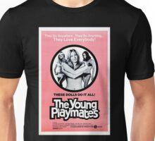 YOUNG PLAYMATES B MOVIE Unisex T-Shirt