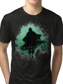 Urahara Kisuke Tri-blend T-Shirt