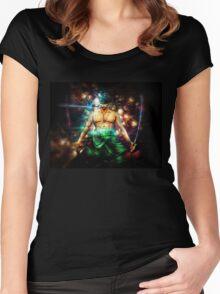 Roronoa Zoro Women's Fitted Scoop T-Shirt