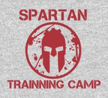 SPARTAN TRAINNING CAMP by pinkboy
