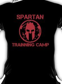 SPARTAN TRAINNING CAMP T-Shirt
