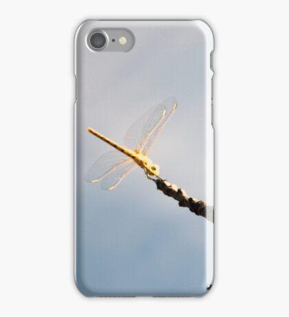 Taking off. iPhone Case/Skin