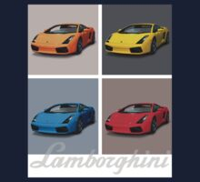 Lamborghini Gallardo T-shirt - 1 Kids Tee
