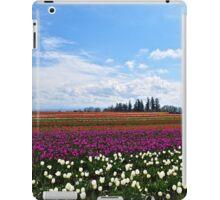 Long Tulips iPad Case/Skin