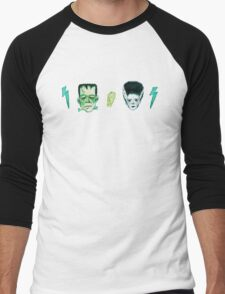 Frank and Bride Men's Baseball ¾ T-Shirt
