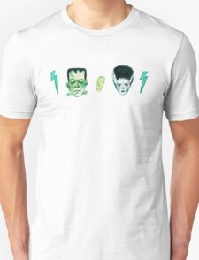 Frank and Bride Unisex T-Shirt