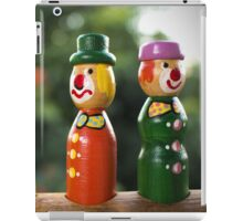 Clowning Around  : o) iPad Case/Skin