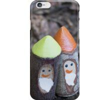 Leafy Gnomes iPhone Case/Skin