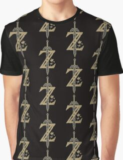 The legend of Zelda - Breath of wild [HQ] Graphic T-Shirt