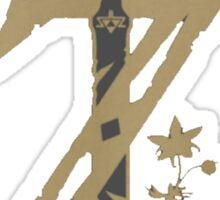 The legend of Zelda - Breath of wild [HQ] Sticker