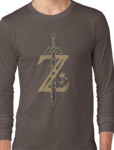The legend of Zelda - Breath of wild [HQ] Long Sleeve T-Shirt