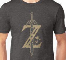The legend of Zelda - Breath of wild [HQ] Unisex T-Shirt