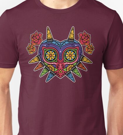 Legend of Zelda - Majora's Mask (Flowers) Unisex T-Shirt