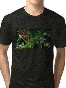 Roronoa Zoro Tri-blend T-Shirt
