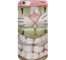 Hat, Cat, Rabbit iPhone Case/Skin