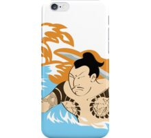 Battle without honor or mercy iPhone Case/Skin