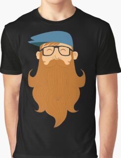 A beards tale Graphic T-Shirt