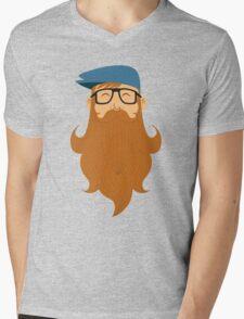 A beards tale Mens V-Neck T-Shirt