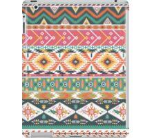 Seamless pattern in native american style iPad Case/Skin