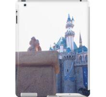Sleeping beauty's castle  iPad Case/Skin
