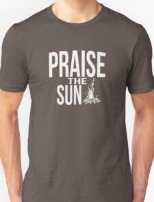 Praise the sun - white T-Shirt
