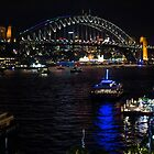 Harbour Bridge by sharon2121