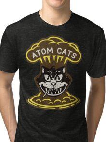 Fallout Atom Cats Tri-blend T-Shirt
